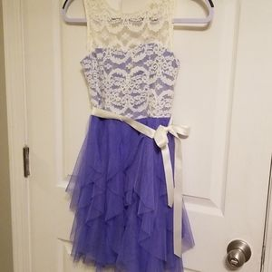Rare Editions Girls Dress Sz 10